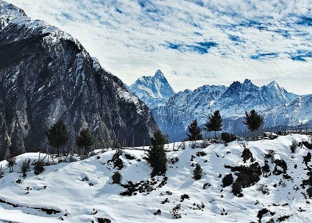 Auli - A low budget tourist place in India