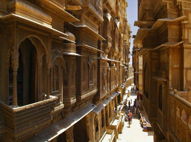 Jaisalmer - honeymoon destination of December