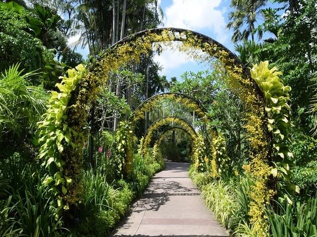 honeymoon places in Singapore