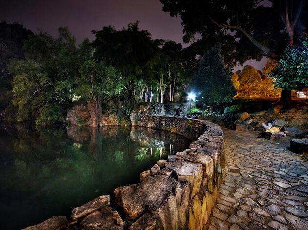 Romantic places Singapore - Bukit Batok Town Park