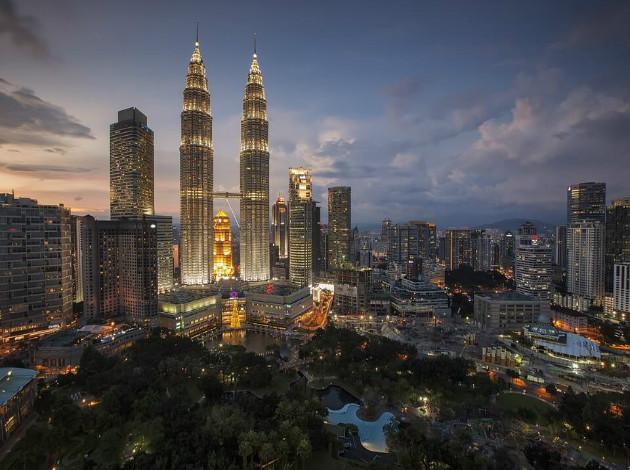 Kuala Lumpur - the most famous honeymoon place
