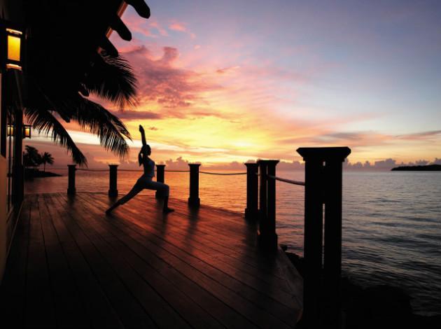 Tanjung Aru, a seren honeymoon spot in Malaysia