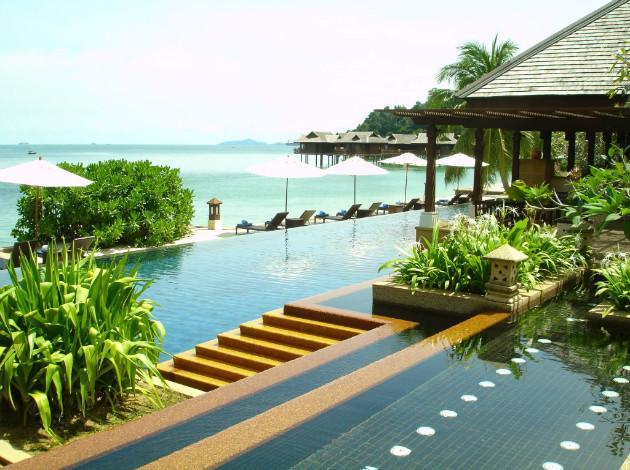 Pangkor Island - most favoured honeymoon island