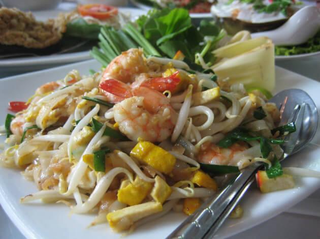street food in Lampang
