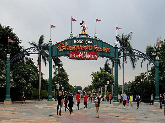 Hong Kong Disneyland -Disneyland Parks in the World