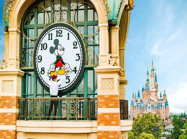 Shanghai Disneyland -Disneyland Parks in the World