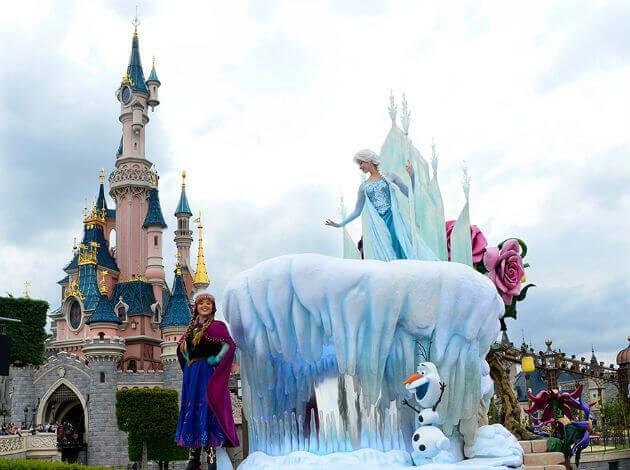 Disneyland Paris - Disneyland Parks in the World