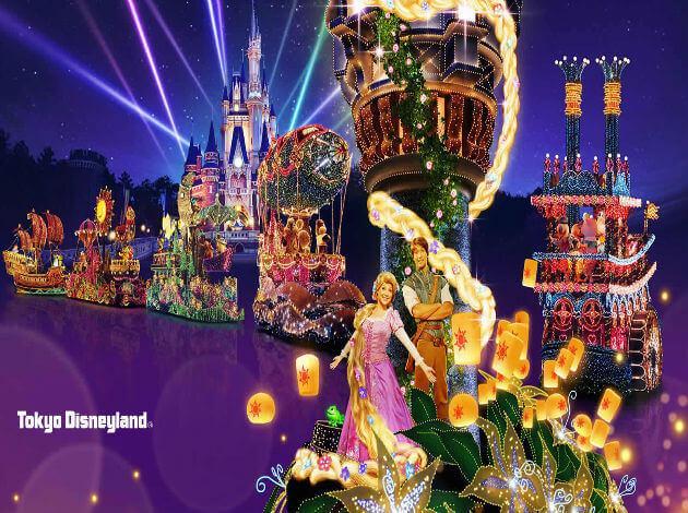 Tokyo Disneyland - Disneyland Parks in the World