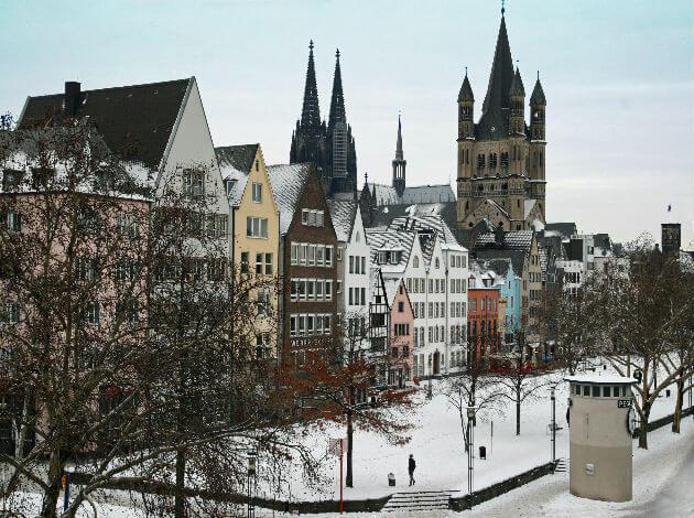 Where to go in Europe in January