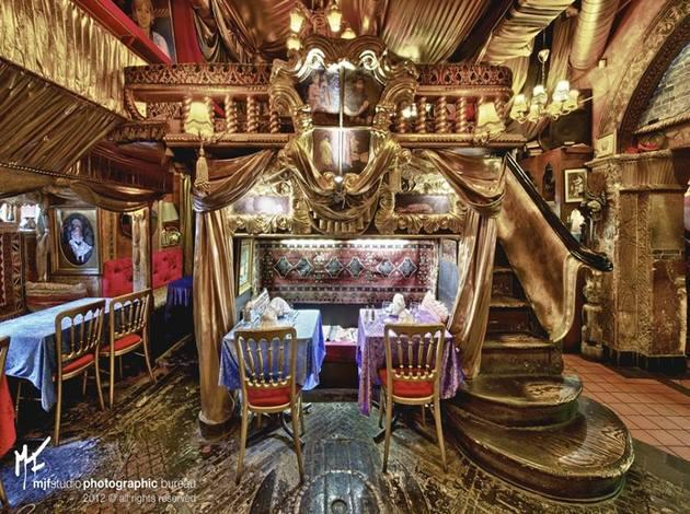 Quirky Restaurants In London On A Sunday Evening