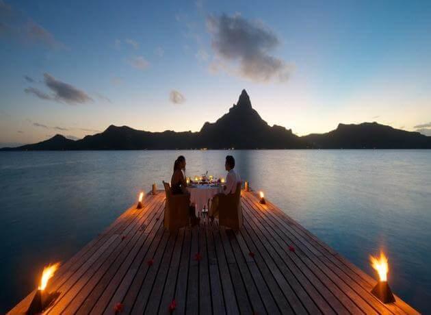 All inclusive honeymoon resorts