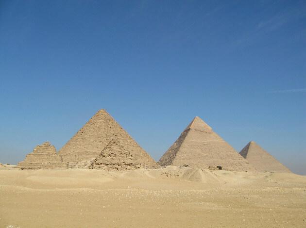 the pyramids of egypt essay
