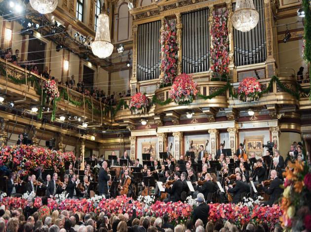 Vienna - new year celebrations in europe 2019