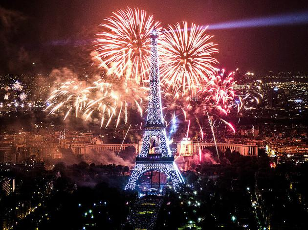 New Years Eve in Paris 2019