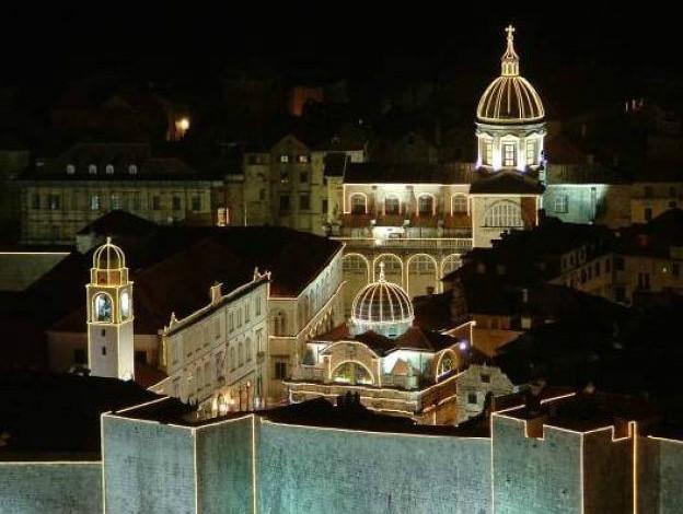 Dubrovnik - New year Celebrations 2019