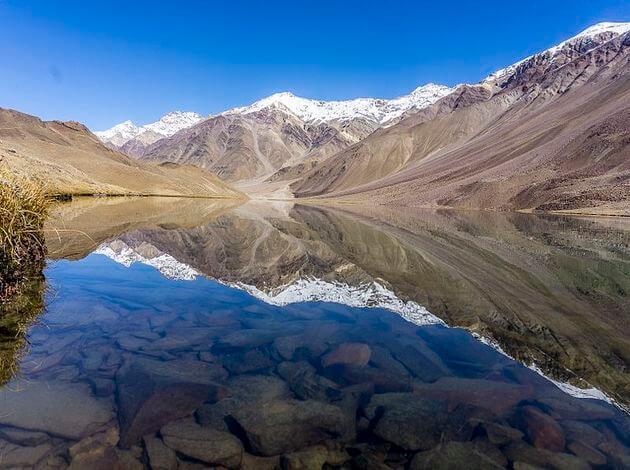 Chandra Taal, Spiti - Clearest Lake in India