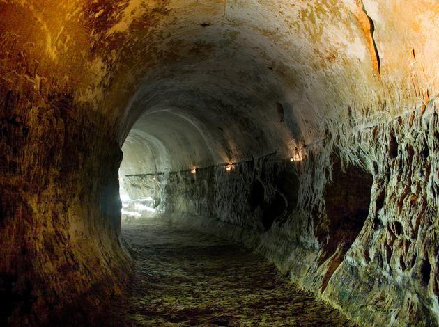 Reigate Caves, Surrey