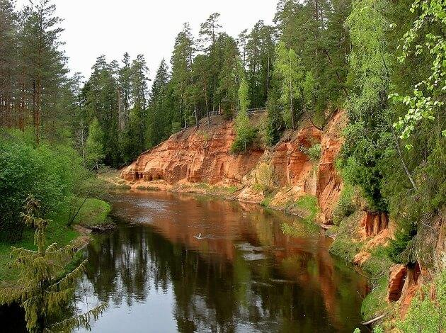 Latvia offers purest natural water in the world