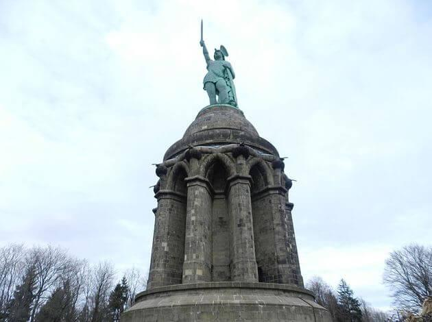Famous Statues In Europe
