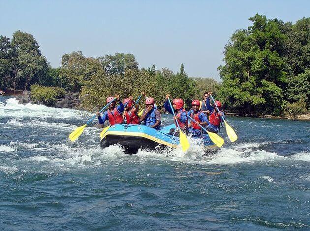 Adventure Activities in Dandeli