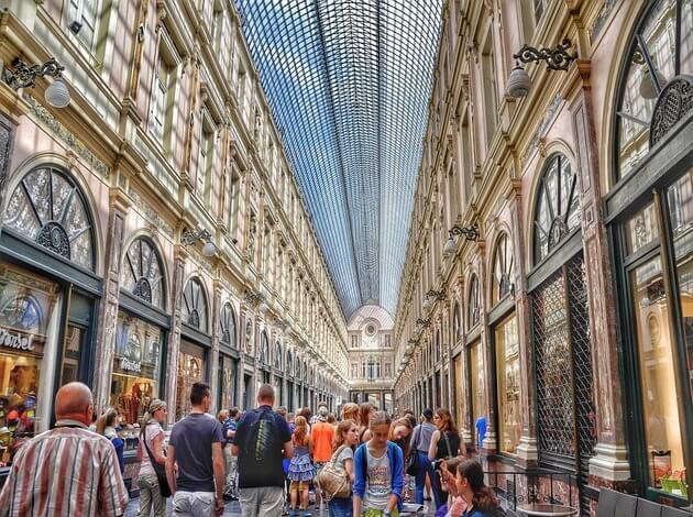 Shopping Centers in Europe - Brussels