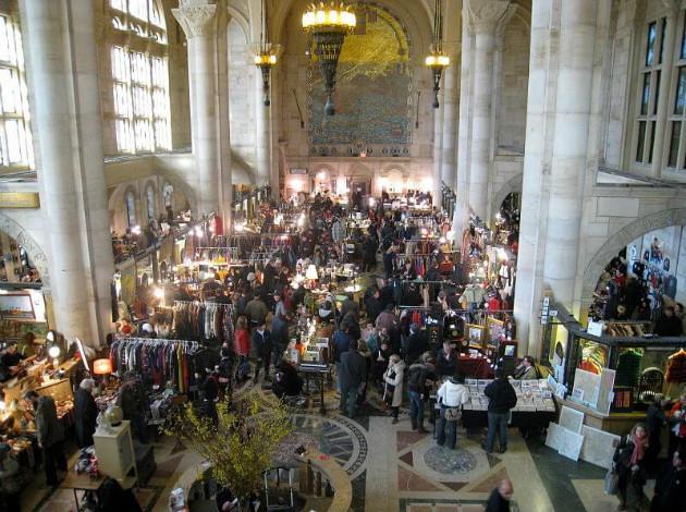 Flea Markets in New York