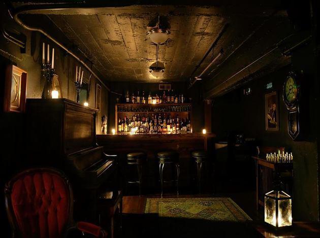 Top 12 Hidden Bars In San Francisco: TripHobo