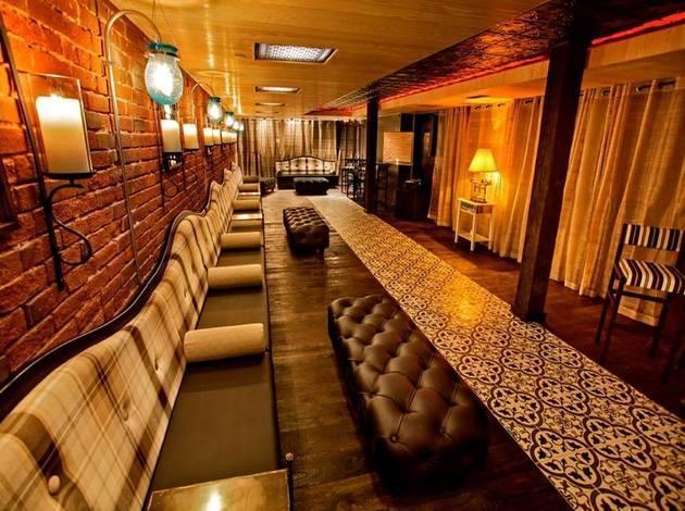 Hiddens bars in San diego