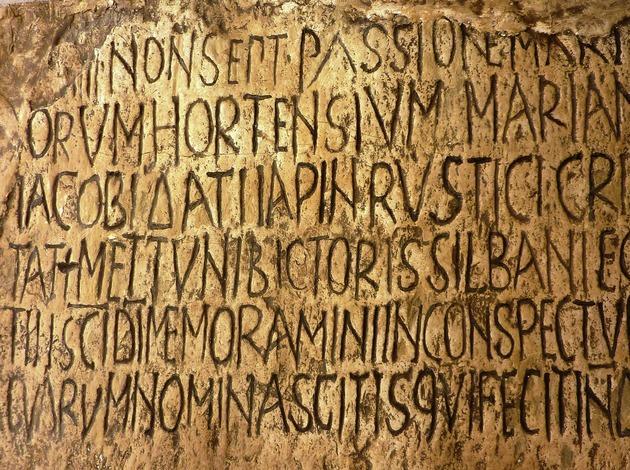 Latin oldest langauge