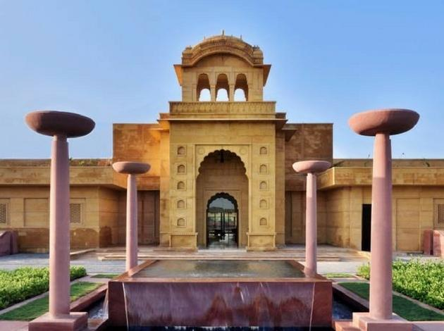 Luxury Hotels In Jaisalmer 1 Marriott Resort Spa