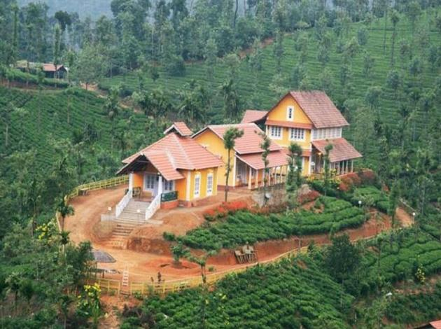 The Meenmutty Heights Wayanad