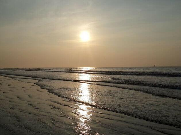 Digha - most visited beach in West Bengal