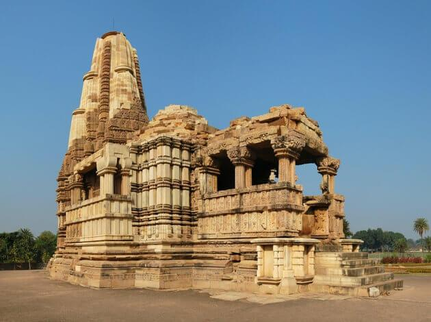 Khajuraho - ideal for a solo trip in India