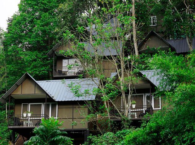 riverside Cottages in Munnar