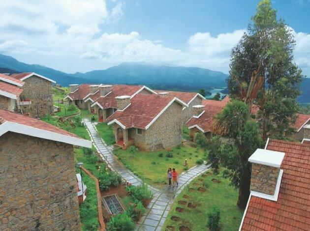 4-Star tranquil resort in Munnar for families