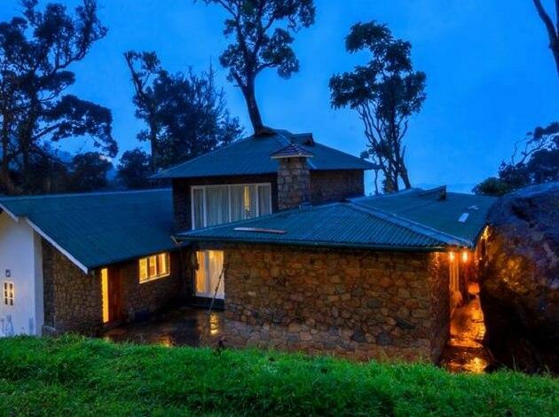 best luxury resort in Munnar