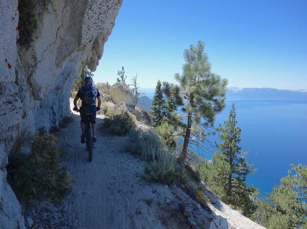 Flume Trail Nevada