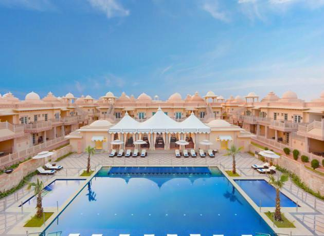 grandest resort around Delhi