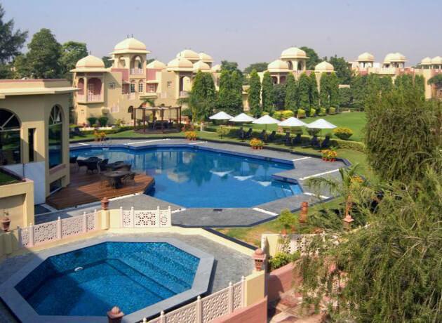 Spa resort near Delhi - Heritage Village