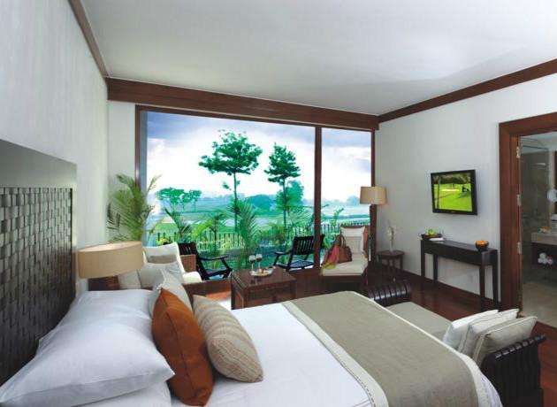 Jaypee Greens Golf & Spa Resort - a quick getaway