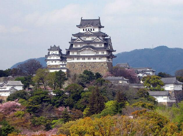 ideal day trips from Kyoto