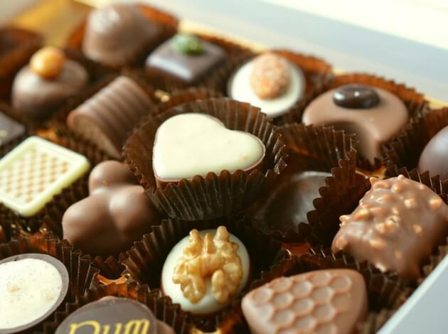 chocolates to Buy in Hong Kong