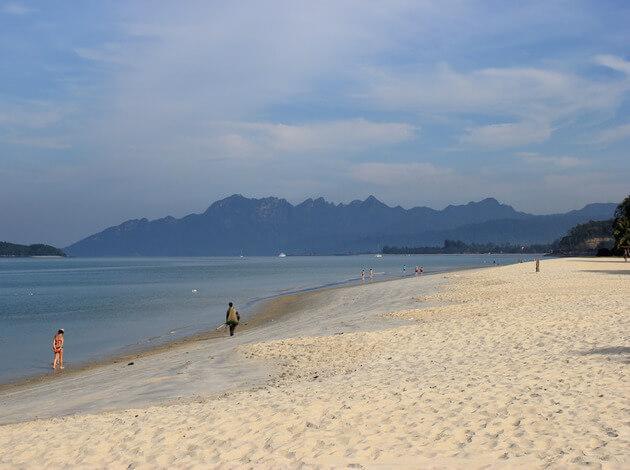 Beaches Near Kuala Lumpur City
