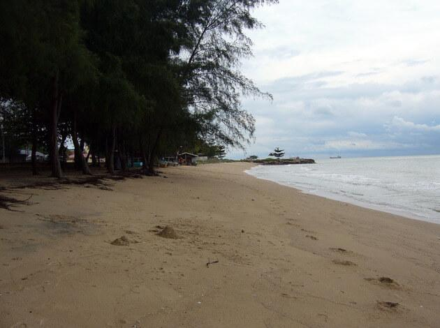 Pantai Puteri - 135 Kms from Kuala Lumpur