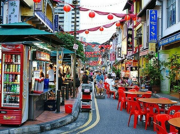 Chinatown - Places to Shop in Singapore