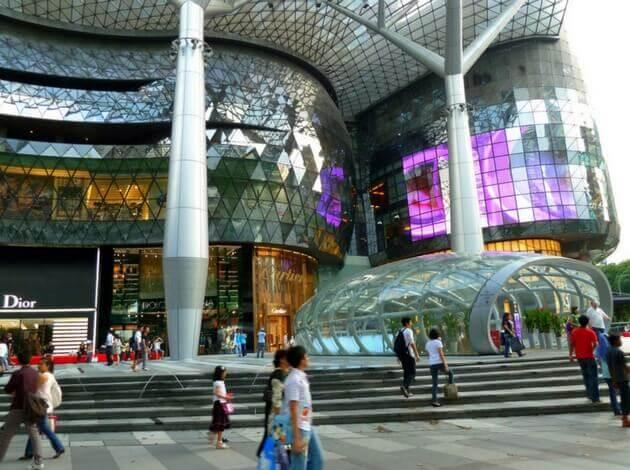 Orchard Road - Places to Shop in Singapore