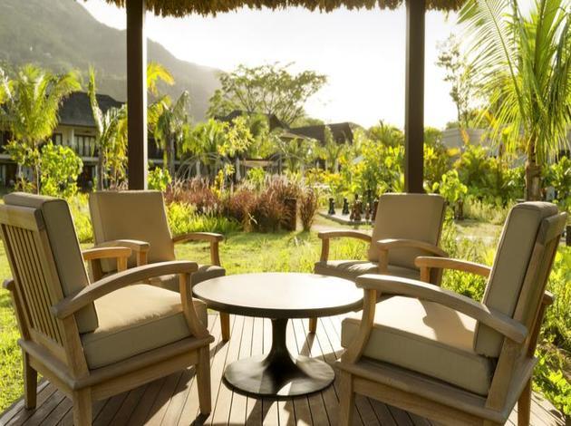 boutique beach resort in Seychelles