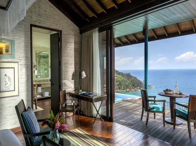 all inclusive Seychelles resort