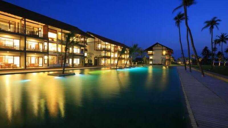 best beach resorts in Sri Lanka