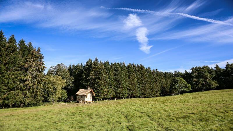 Best Winter Glamping Cabins in UK